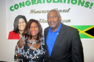Congratulatory Celebration Honoring Atlanta's New Honorary Consul to Jamaica - Dr. Elaine Grant-Bryan